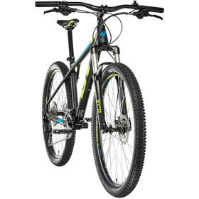 "GT Bicycles Avalanche Elite 27,5"" gloss gunmetal/cyan/black"